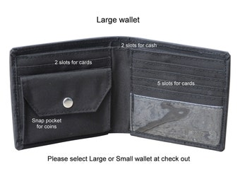Bike inner tube wallet - cool vegan gift for men - innertube wallet - recycled wallet - vegan wallet - men's wallet - upcycled gifts for dad