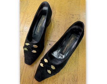 Black KARL LAGERFELD pumps, size 38