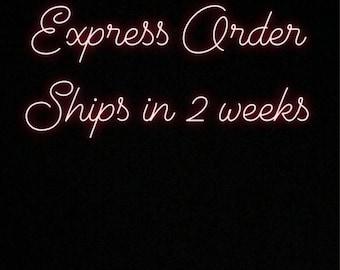 Express order