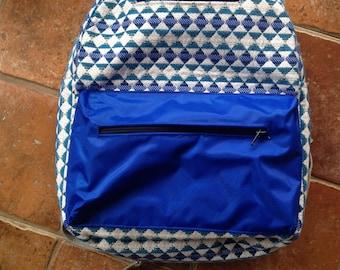 Blue Classic backpack