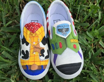 vans scarpe toy story