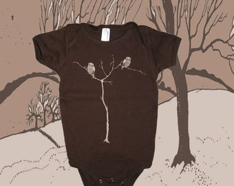 Brown Tree Owls One Piece