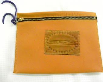 Leather Stash Bag