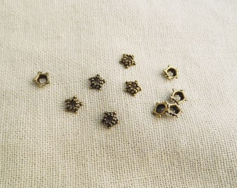 x 30 x 50 Cup mini Star 5 mm bronze A22223