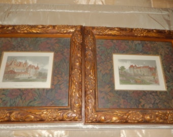 FRENCH ENGRAVINGS Wall Hangings