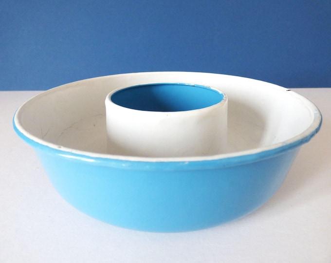 Glud Marstrand Enamel Ring Madam Blue
