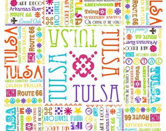 Tulsa Pillow Cover