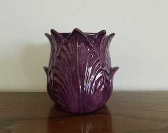Ceramic Leaf or Flower Petal Potpourri Tart Warmer/Burner