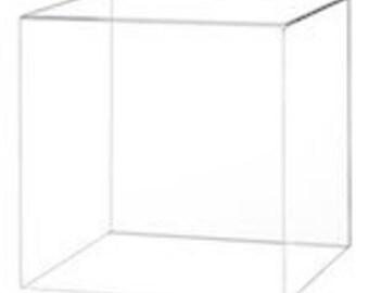 Plexiglas cover / Display cover