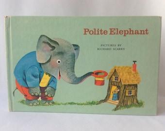 Polite Elephant 1963