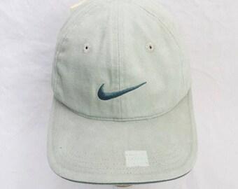 vintage nike strapback hat adult OSFA deadstock NWT 90s