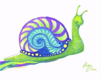 Trippy Snail