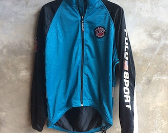 Vintage Polo Sport Cycling Jacket Size L
