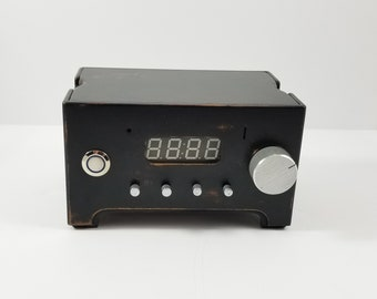 Raspberry Pi Zero W case +  40watt Amplifier /Clock/accessories