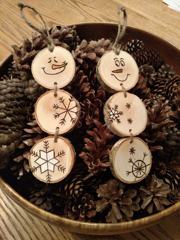 Pinterest Wood Christmas Ornaments