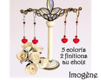 50s Imogene earrings
