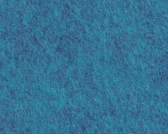 felt Cinnamon Patch 30cmx45cm 098 tropical blue