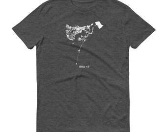 Venice Shirt, Venice, Italy, Venice TShirt, Venice Gift, Venice Tee, Venice Map, Italy Shirt, Italy Map, Italian Art, Italian Shirt, Gifts