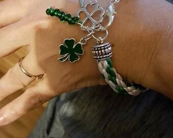 St Patrick's day jewelry