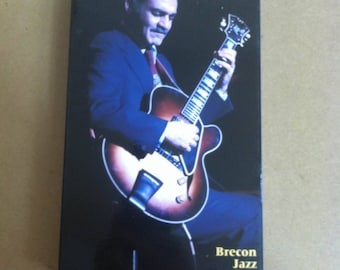 Joe Pass in concert 1991 VHS Brecon Jazz Festival
