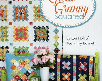 Great Granny Squared Quilt Book by Bee in my Bonnet ISE903