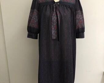Vintage dress // 1960s // Risa Ann New York