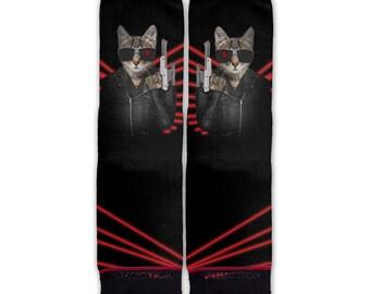Function - Exterminator Cat Fashion Sock