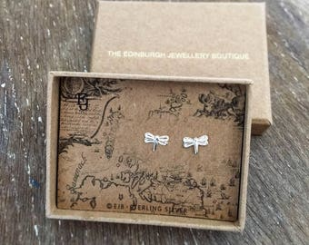 Sterling Silver Inspired by Outlander Studs