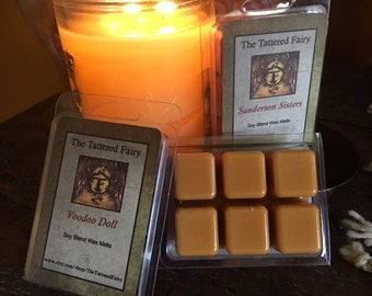 COFFIN - Clamshell Soy Blend Wax Melts