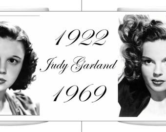 Judy Garland Mug a perfect gift Personalised Gifts Gift Shop