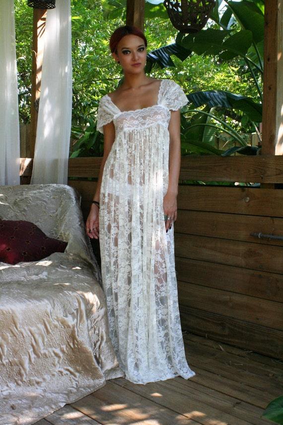Wedding Night Gowns