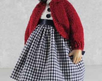 10-11 inch Doll, Willow's Way, Paris in the Springtime