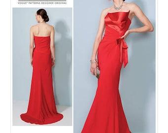 Dress sewing pattern Vogue V1533