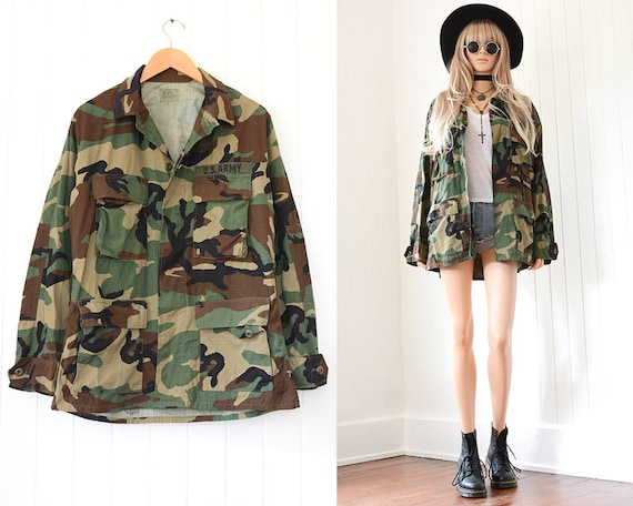 Armee camouflage jacke