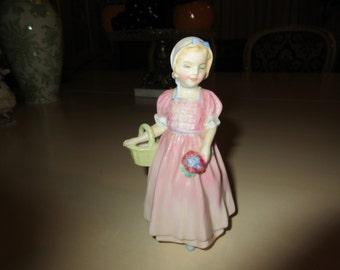 ENGLAND ROYAL DOULTON Tinkle Bell Figurine