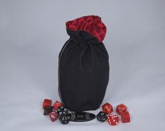 Dragon Scale Dice Bag - Medium
