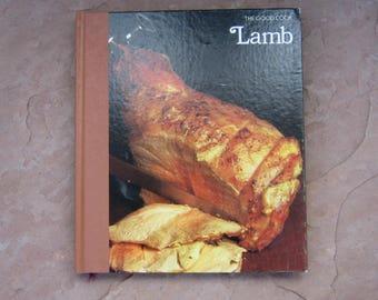 Lamb Cookbook, Lamb The Good Cook Techniques and Recipes Time Life Books, 1981 Vintage Cookbook