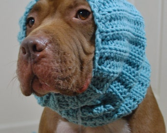 Dog Snood Frog MADE TO ORDER in Any Size