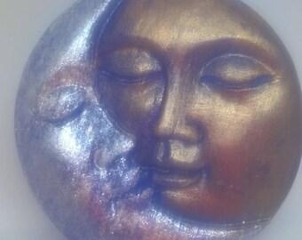 moon sun handmade soap