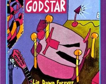GODSTAR Lie Down Forever CD