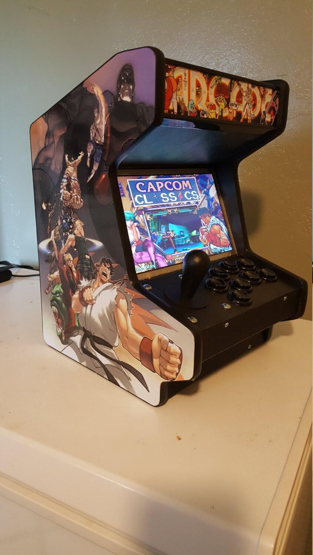 Super Mini Bartop Arcade Machine 9 inch screen