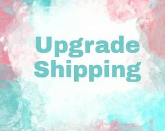 Add for faster shipping