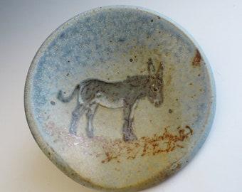Spoon Rest Miniature Donkey