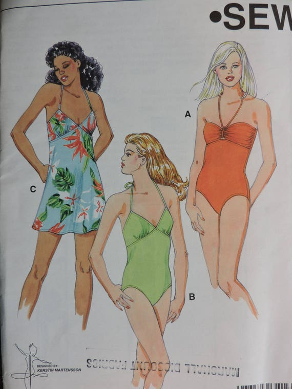 Badeanzug Badeanzug Kleid Überkleid schwimmen Outfit Kwik