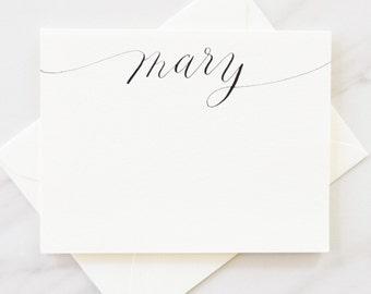 Personalized Stationery-Monogram Stationery-Stationery Name Set