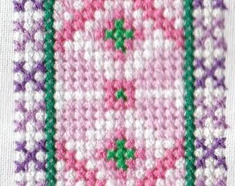 Machine Embroidery Loom wide border 4