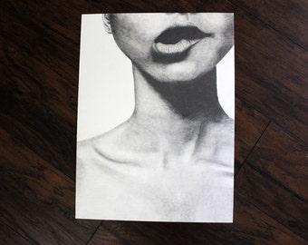 Lips (Print)