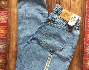 Vintage Lee jeans with tags! W30
