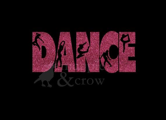 Dance Svg Dancer Cutout Jazz Ballet Shirt Cut File For