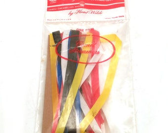 Vintage Bicycle Streamers (New Old Stock)